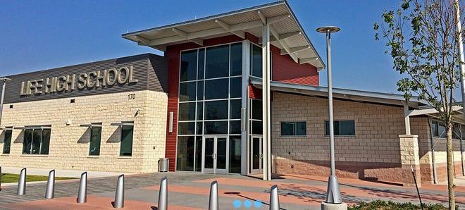 Life School's Waxahachie campus.