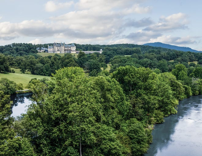 Biltmore's 8,000-acre setting provides the perfect combination of nature, history and style.