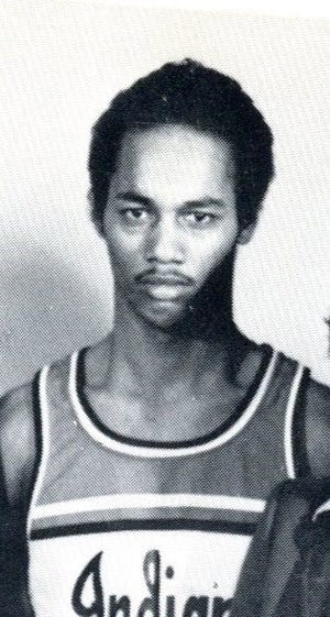 Ron Jones shared the state meet record in the high jump in Indiana for 38 years and held the IU indoor record for 26 years.