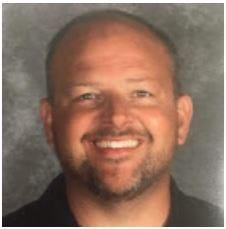 Brett McCrery is a history teacher at Harding High School.