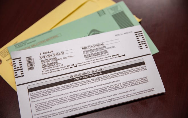 Voting by mail is a longstanding practice in Arizona -- and a popular one. It's also under constant attack.