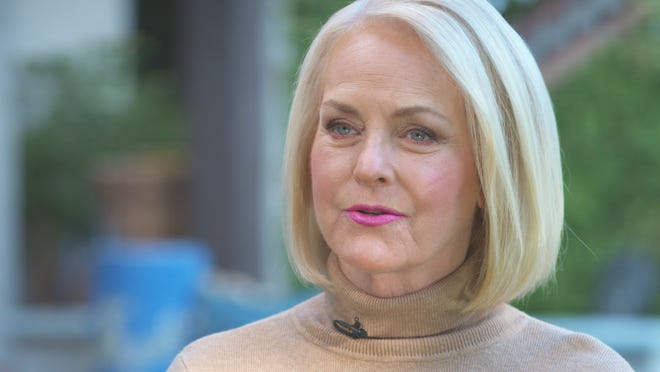 Cindy McCain talks about endorsing Joe Biden in a story on '60 Minutes.'
