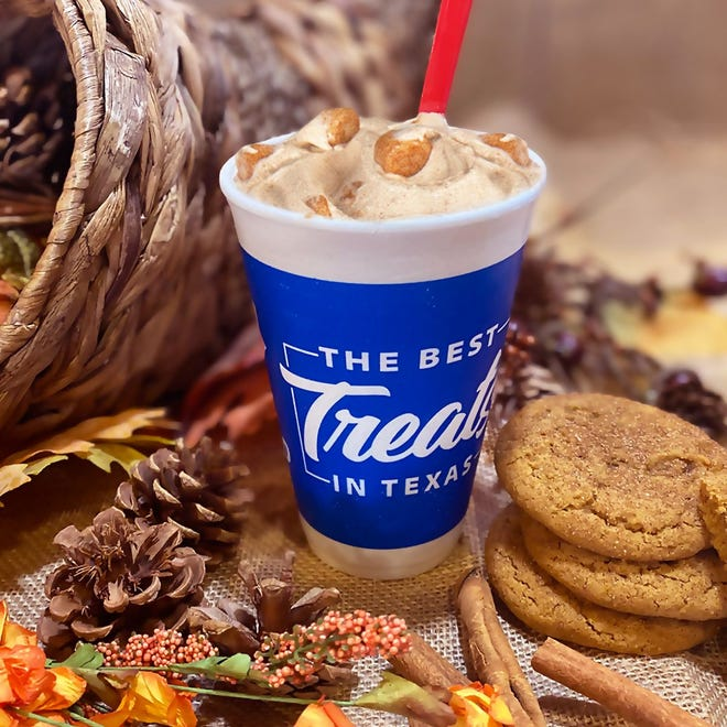 Snickerdoodle Cookie Dough Blizzard is available at Dairy Queen for a limited time beginning in November.