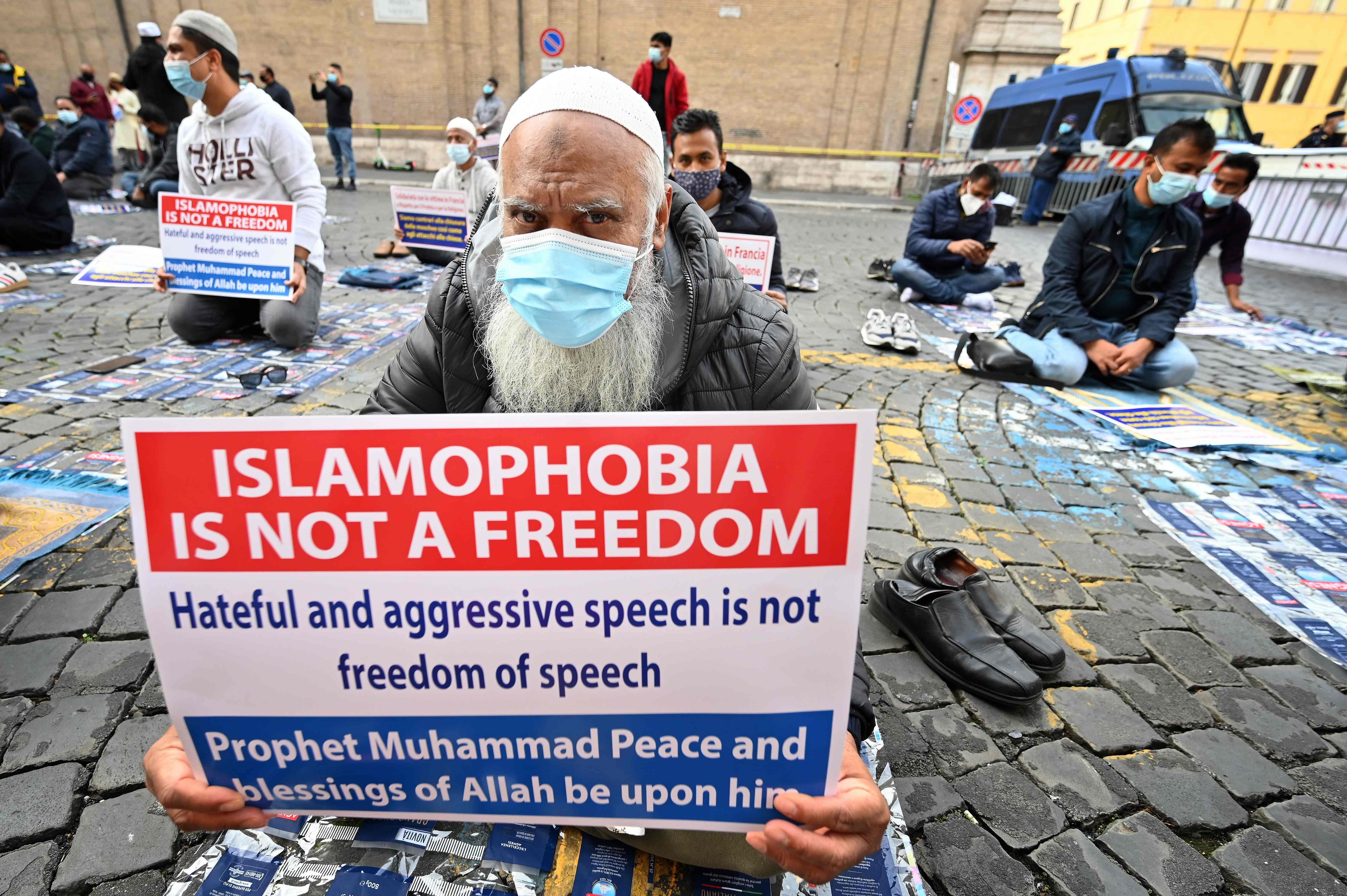 Terror attacks in France over Mohammad cartoons spark debate on secularism, Islamophobia