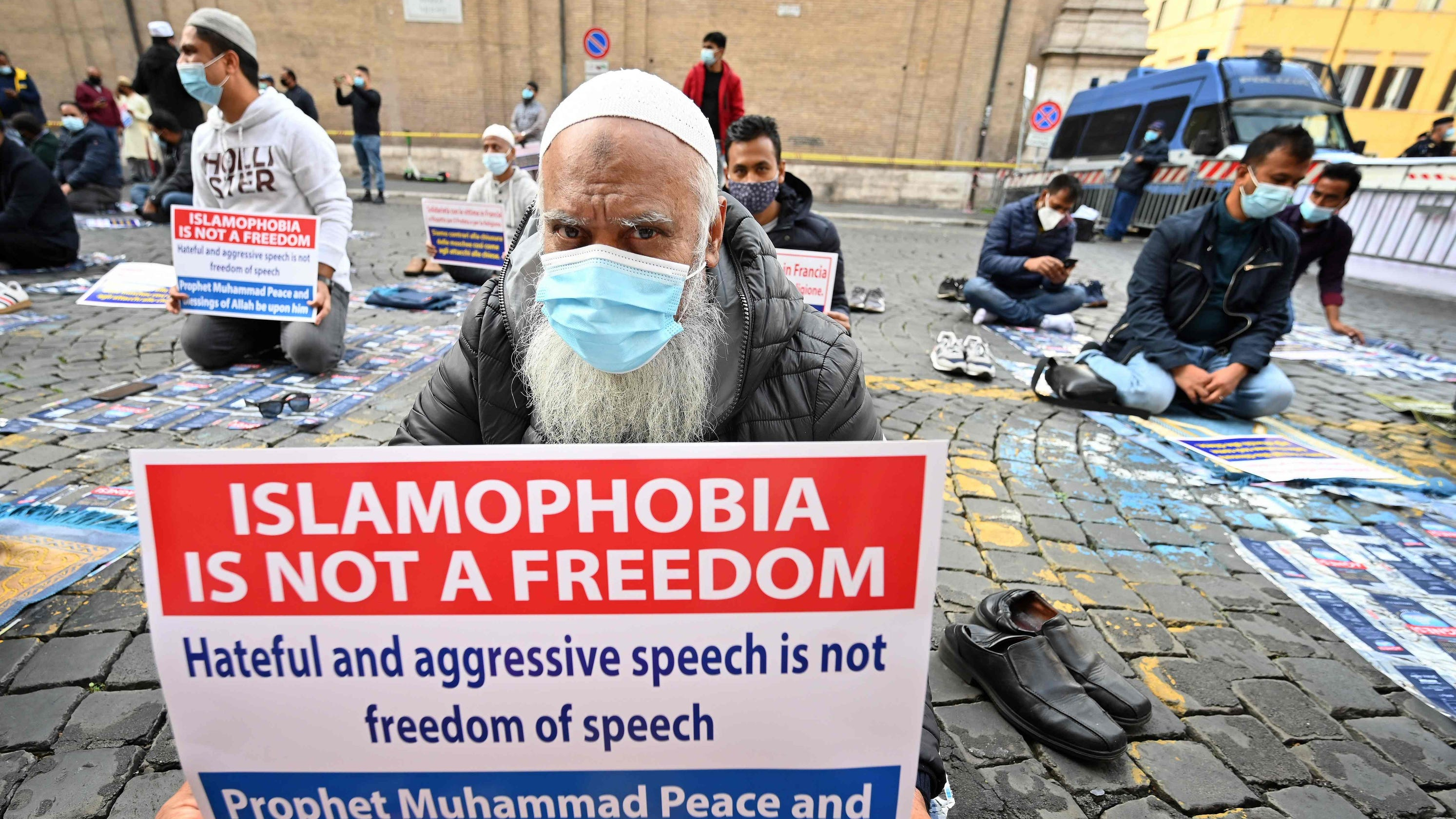 Terror attacks in France over Mohammad cartoons spark debate on secularism Islamophobia – USA TODAY