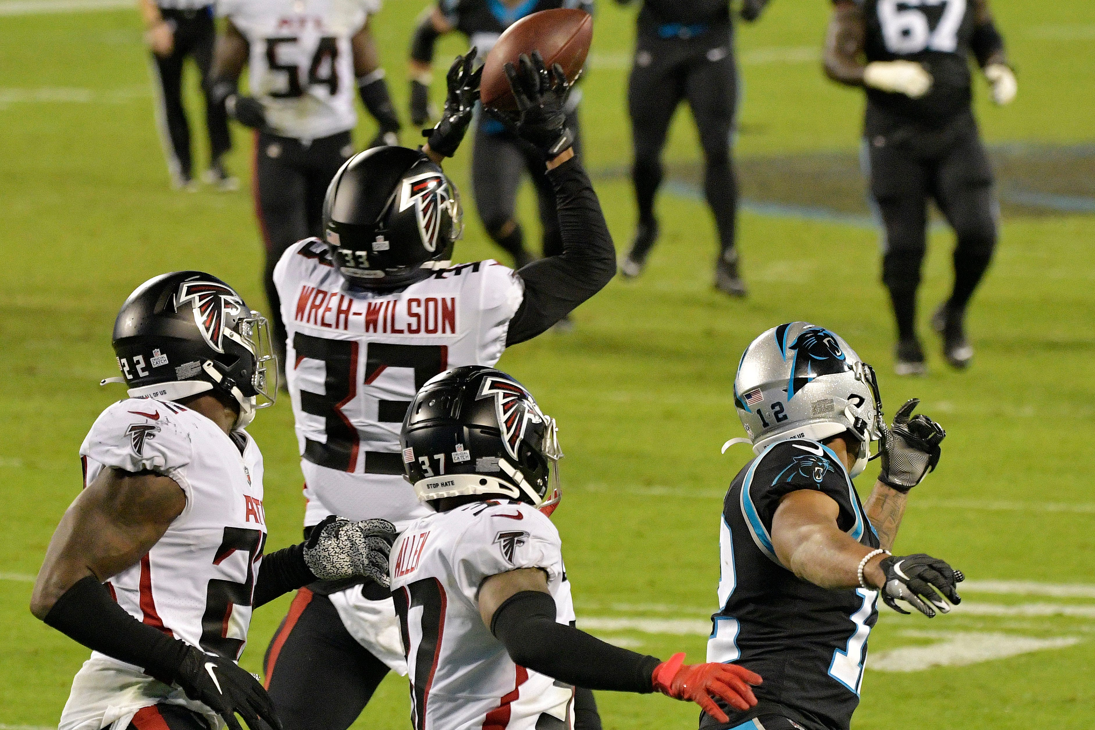 NFL Week 8's best photos