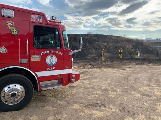 The Seven Cal Fire firefighters from Riverside County have tested positive for COVID-19, as of October 30, 2020.