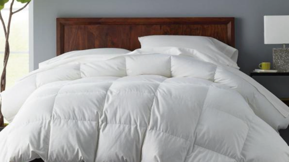 Snuggle up in discounted comforters this holiday season.