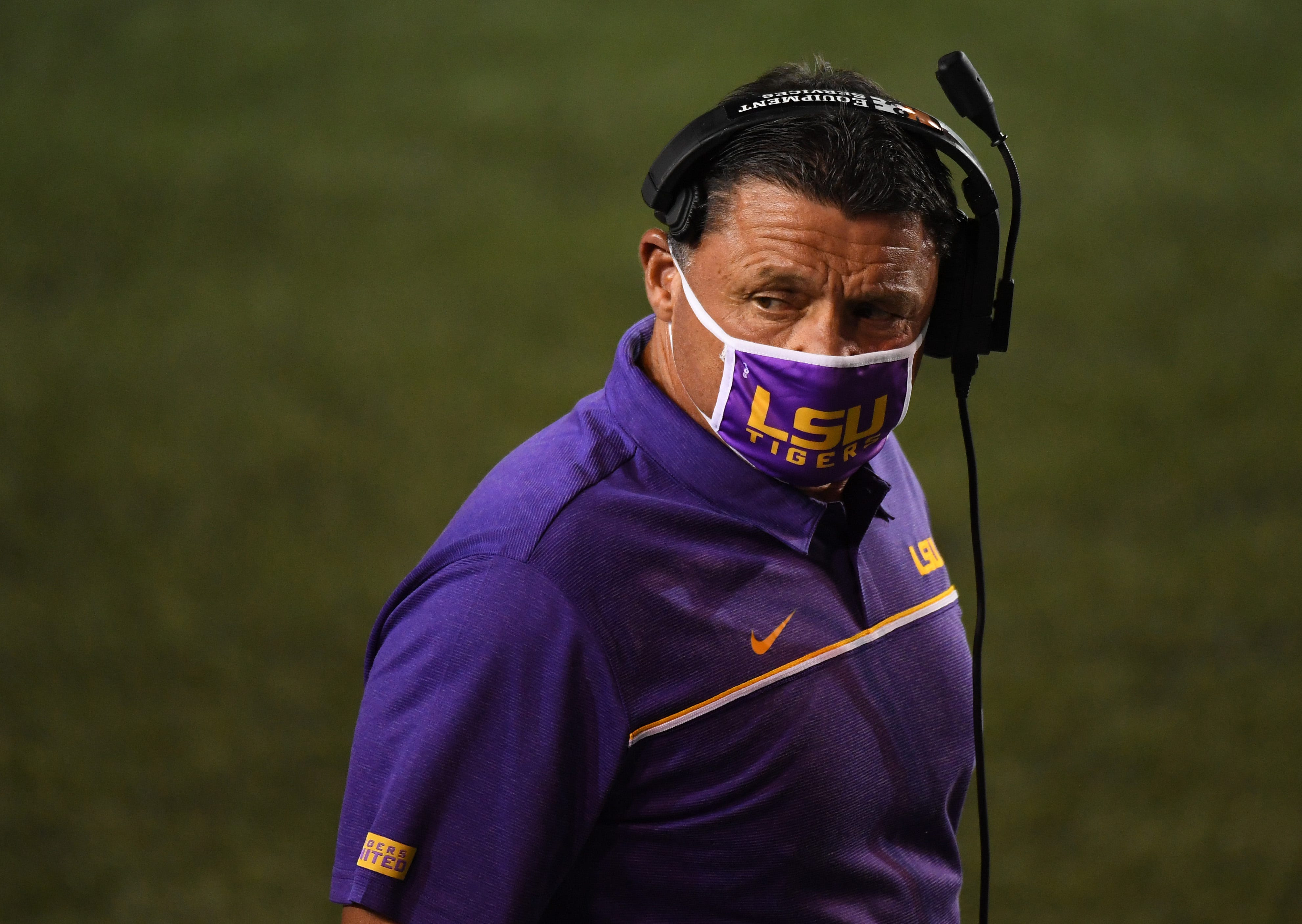 Ed Orgeron volunteers for salary reduction as LSU grapples with monetary impact of COVID-19