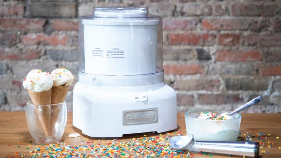 Best Home Depot gifts: Ice cream maker