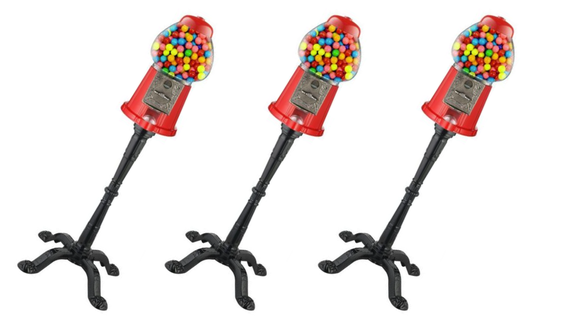 Best Home Depot gifts: Gumball machine