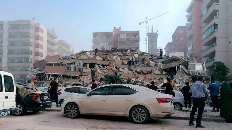 7.0 magnitude earthquake in Aegean Sea hits Turkey, Greece ...