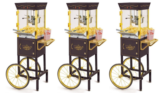 Best Home Depot gifts: Popcorn machine