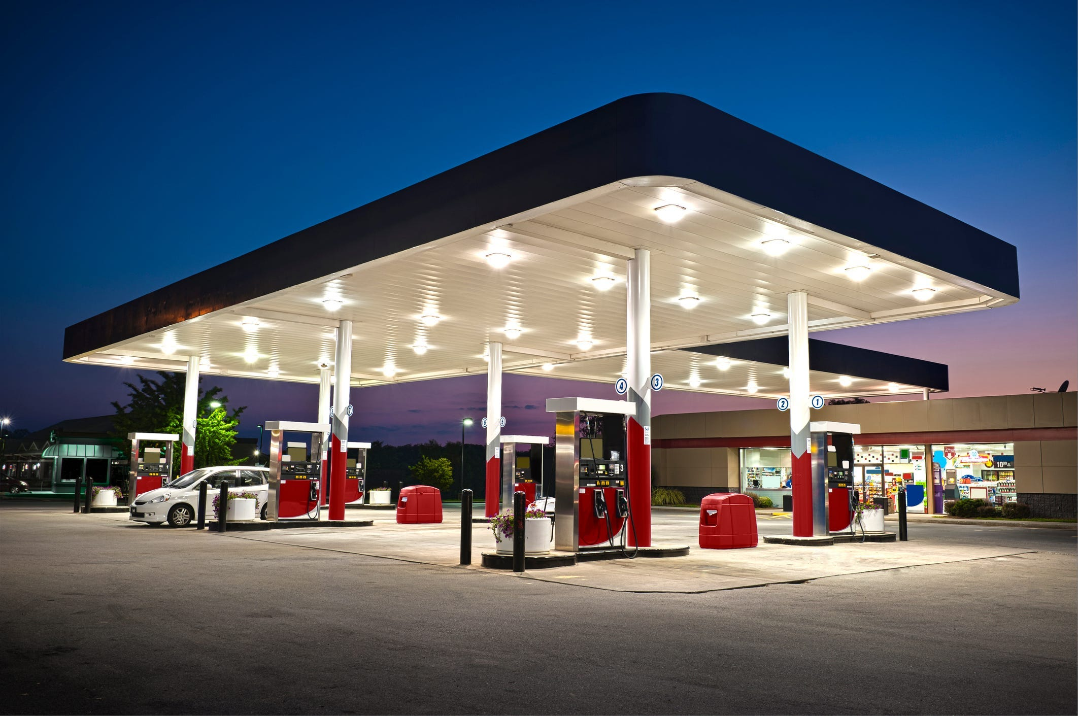 Road trip! These are the best gas station brands in the US, according to readers