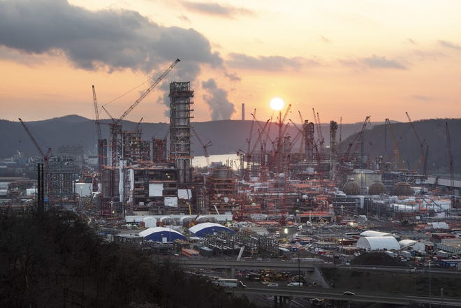 Shell Chemicals reported 14 new positive cases among its workforce. In Beaver County, the number of cases has been growing steadily in recent weeks. In the past seven days, there have been 88 new cases of COVID-19 countywide.