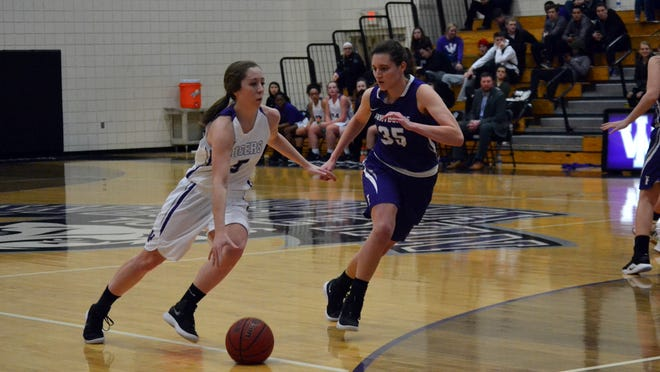 Mediapolis High School and Iowa Wesleyan University graduate Darby Massner was named to the St. Louis Intercollegiate Athletic Association All-Decade Team for women's basketball.