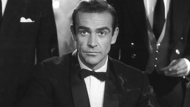 James Bond's cinematic ties to the Caribbean began way back in 1962, when super-cool Sean Connery portrayed 007 in the first film in the James Bond series, Dr. No., set in Jamaica.