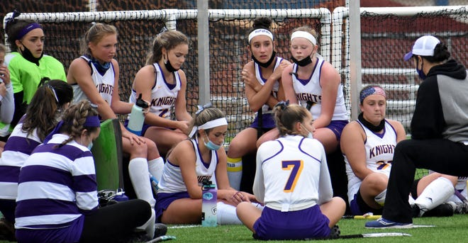Holland Patent's field hockey team, which at one point feared for its season after positive COVID-19 cases hit the district, are now 11-0-1 and playing Clinton (9-0-1) in the Center State Conference Championship. The game is at 4:30 p.m. at Accelerate Sports in Whitesboro.