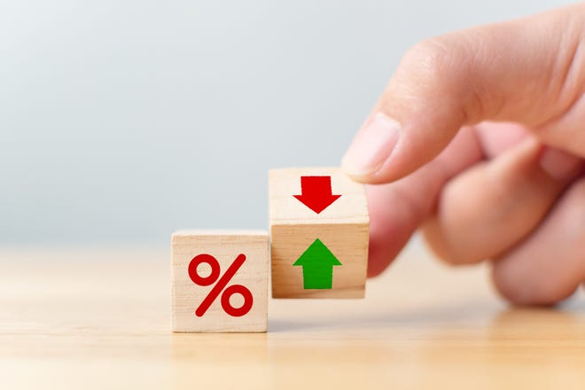 Mortgage points are an upfront payment to the lender, expressed as a percent of the loan amount.