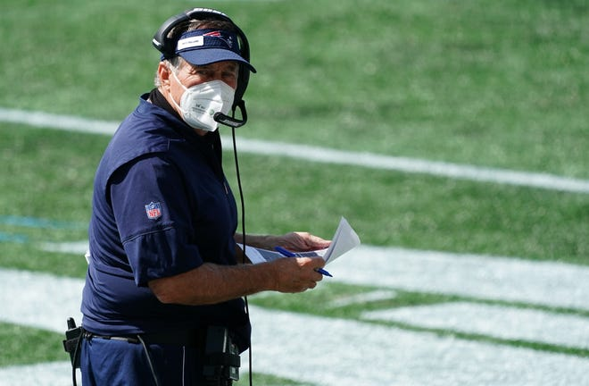 Patriots coach Bill Belichick may have some decisions to make.
