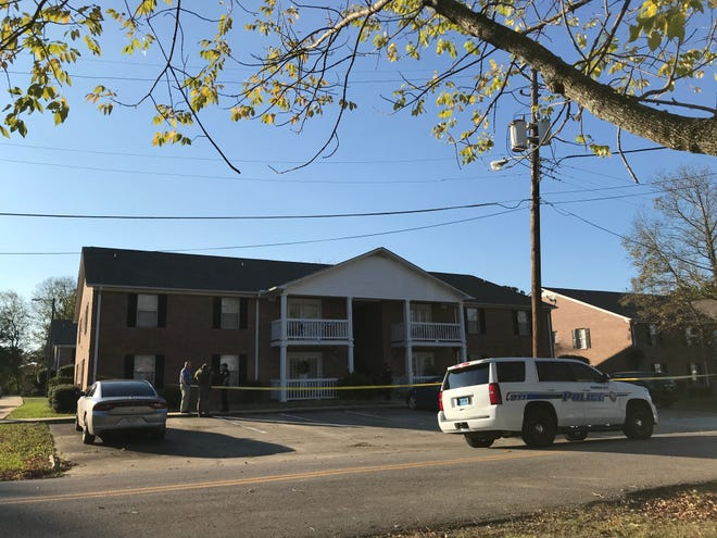 Rainbow City police were on the scene Friday afternoon after a 4-year-old child suffered a fatal gunshot wound at at apartment on Nichols Avenue. The case remains under investigation.