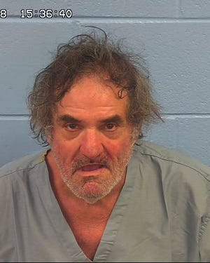 Arnold Ray Battles, at the time of his arrest in 2018. Jurors found him guilty of attempted murder after a shootout the left him injured.