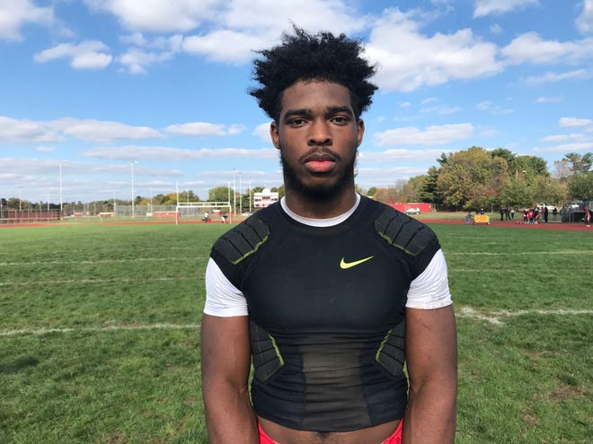 Paulsboro's Bhayshul Tuten rushed for 241 yards and three touchdowns in a 35-20 win over Penns Grove on Saturday.