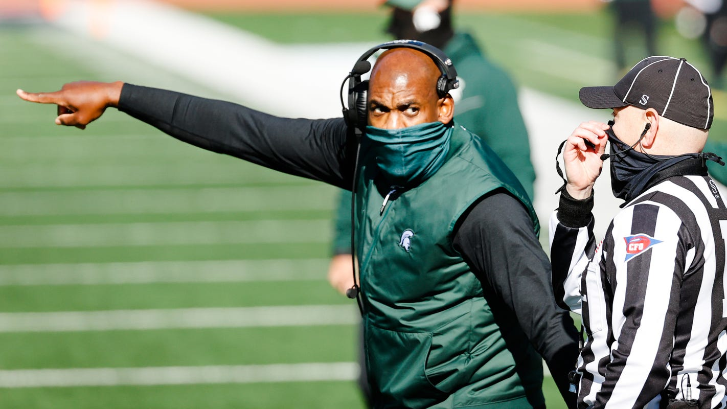 Mel Tucker outfoxed us all as Michigan State football did the unthinkable