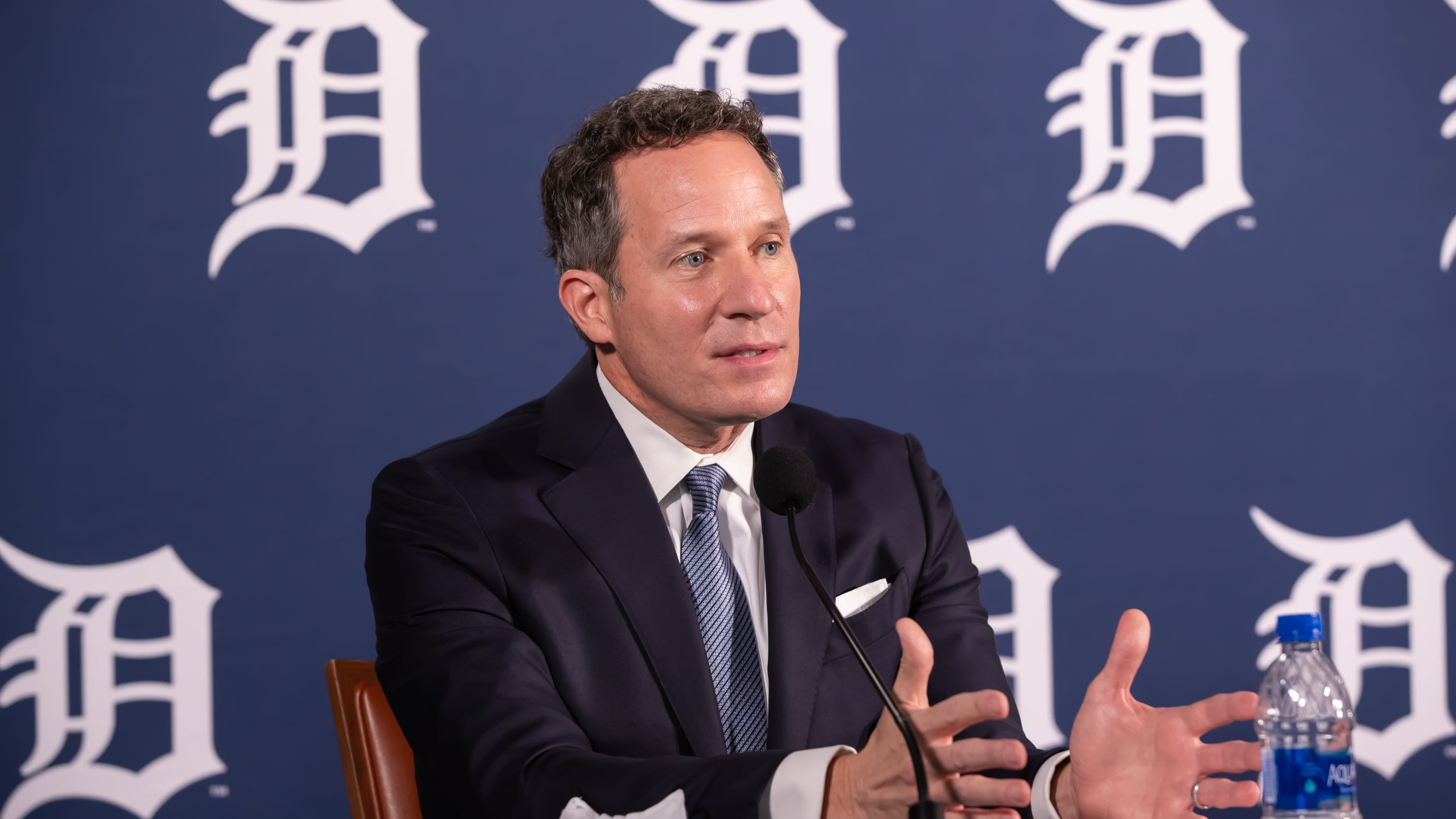 Detroit Tigers owner 'confident' in Comerica Park fan plan, hopes for more than 1,000 soon