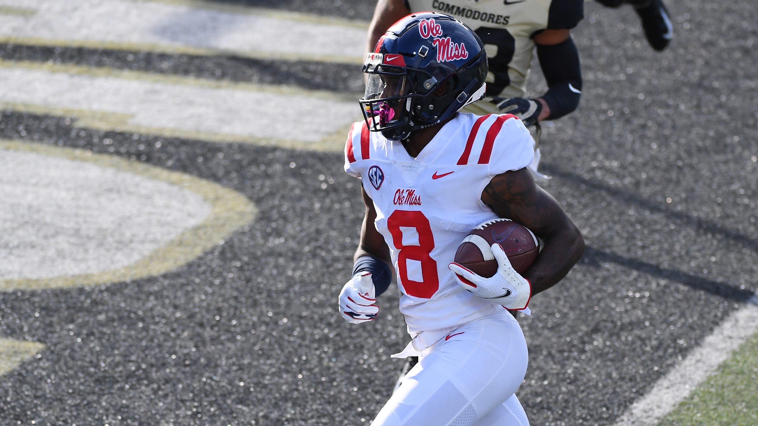 Ole Miss football is a double-digit favorite to beat South Carolina. Here's why.