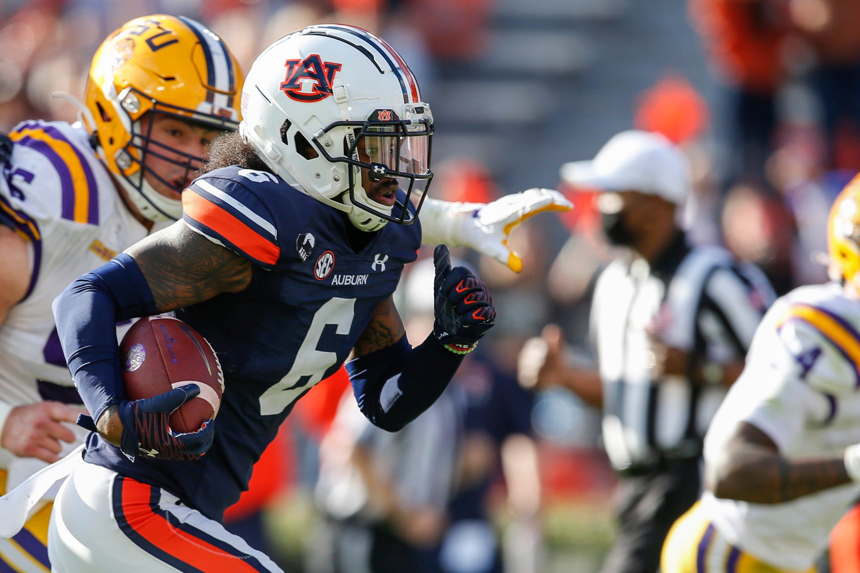 LSU Tigers Football Embarrassed By Auburn