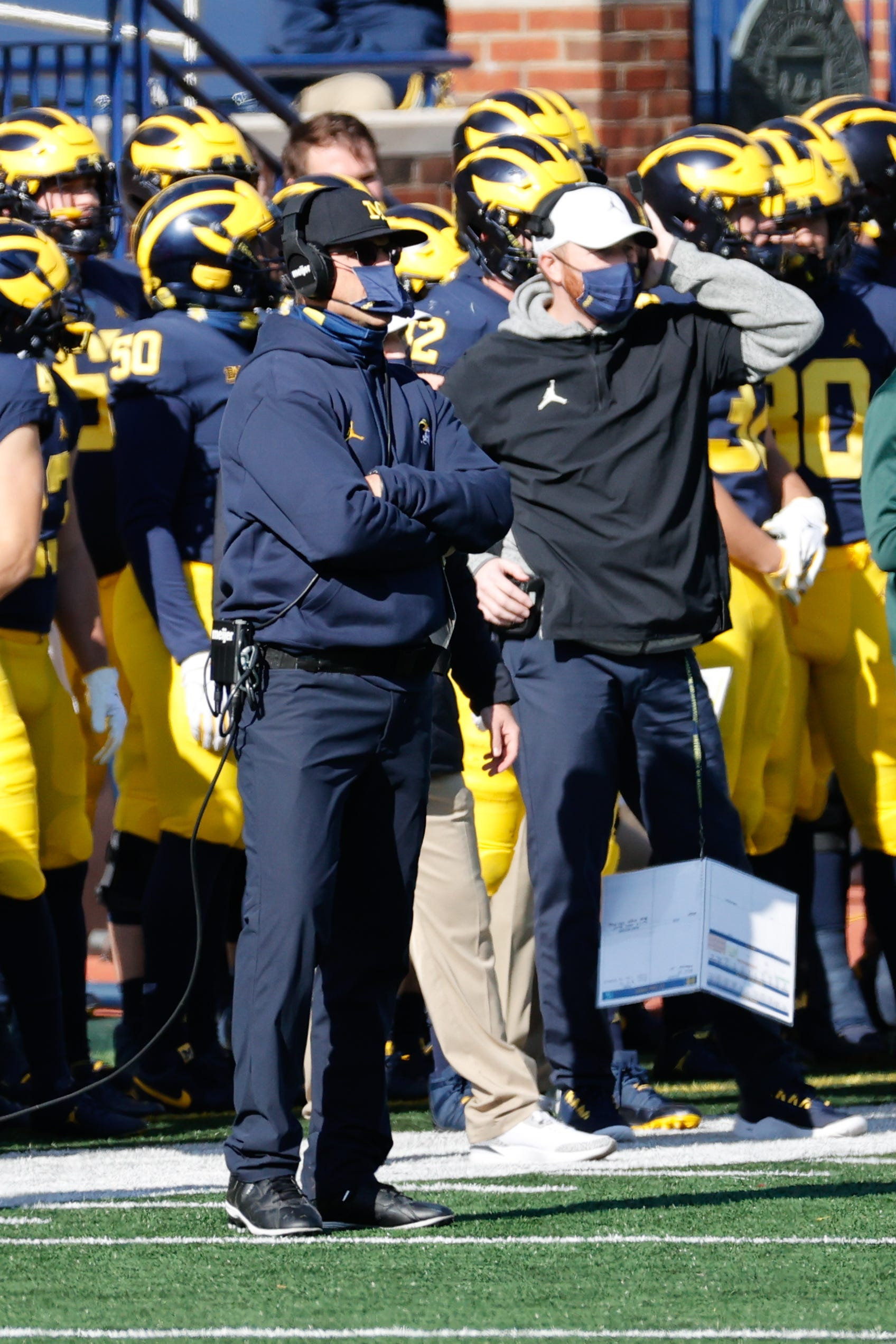 Opinion: Michigan's latest loss is more reason to believe Jim Harbaugh can't win big there