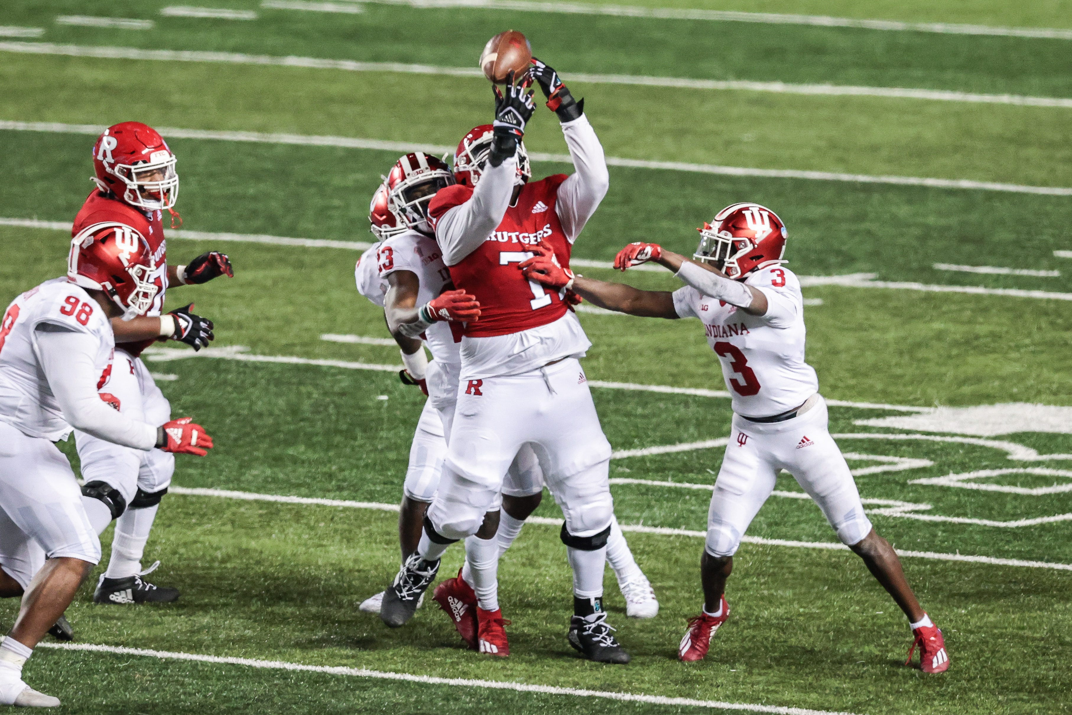 Rutgers nearly pulled off one of the craziest touchdowns in college football history