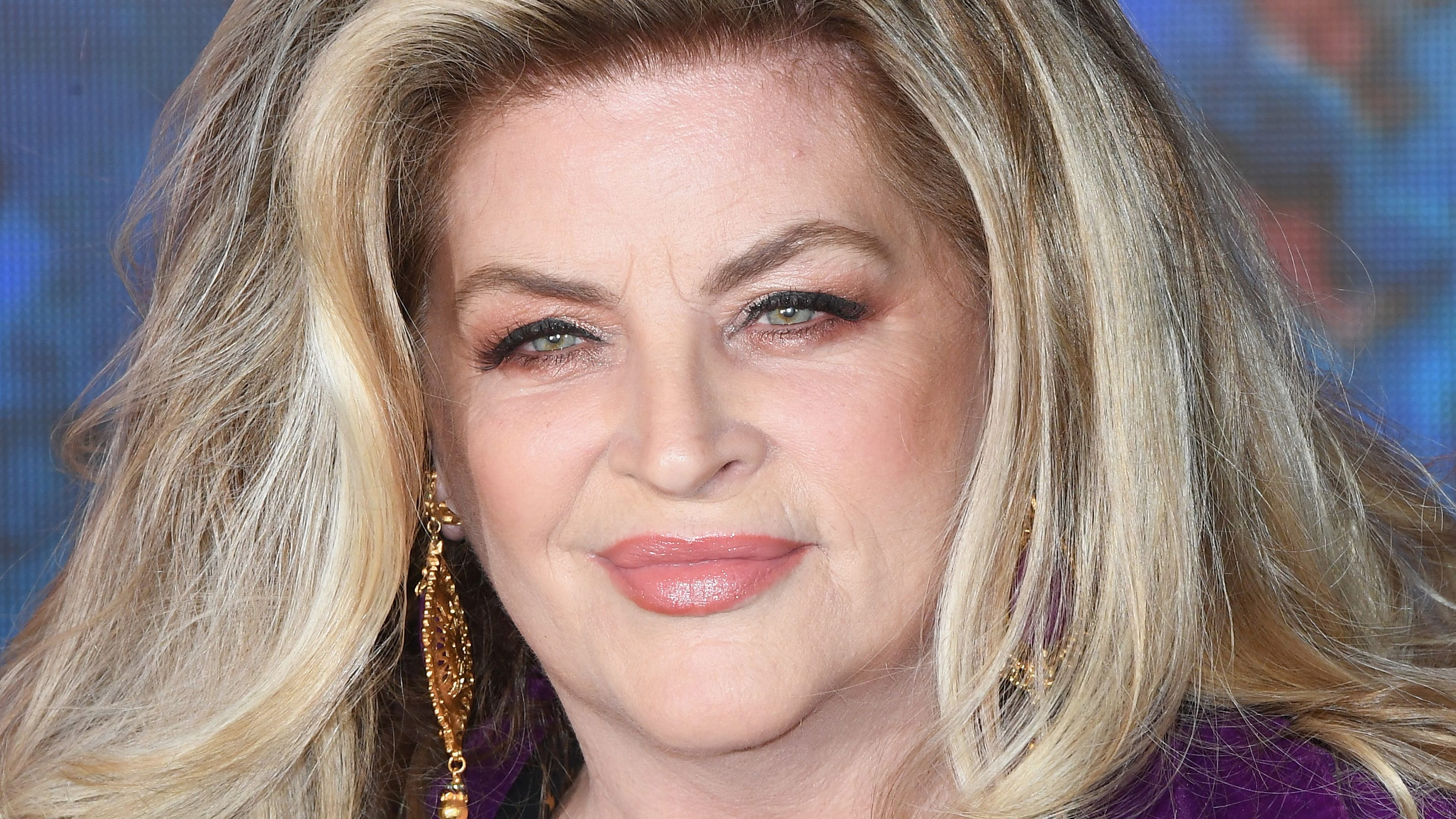 Kirstie Alley told not to 'downplay' loss of life after slamming CNN's COVID-19 coverage