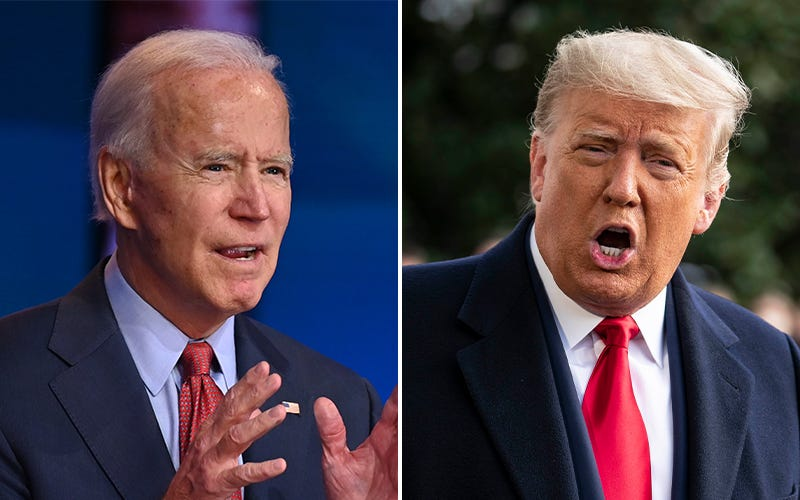 Will Trump give a concession speech or congratulate Biden? If not, he ll break more than a century of tradition