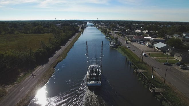 Take a drive down La. 1 and enjoy some of the beauty of Bayou Lafourche.