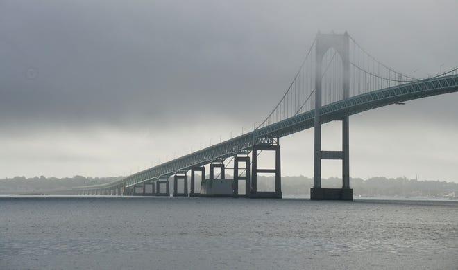 Newport Pell Bridge.