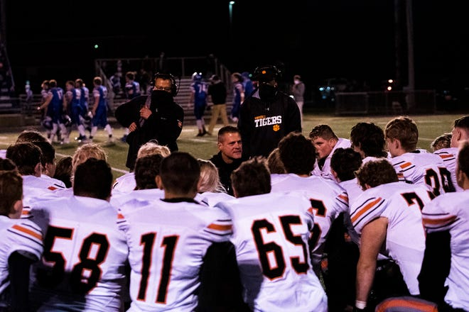 Waverly's Chris Crabtree is the Chillicothe Gazette 2020 Co-Coach of the Year.