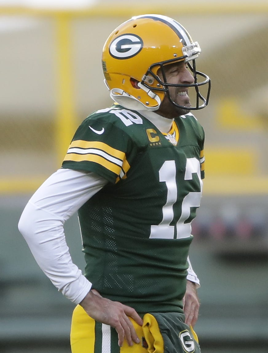 Green Bay Packers QB Aaron Rodgers a no-show as team's mandatory minicamp kicks off