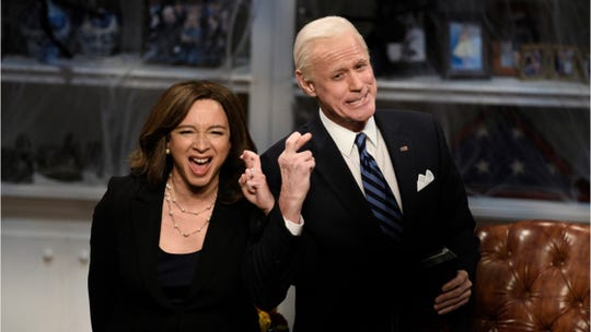 While Maya Rudolph's return as VP-elect Kamala Harris was welcome, Jim Carrey's turn as Joe Biden fell flat, and the actor bowed out of the role in December, saying it was only meant to be temporary.