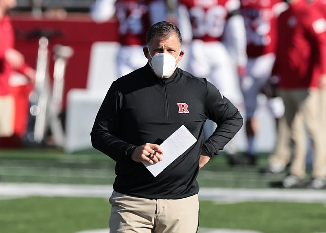 In Greg Schiano's first game back as Rutgers coach since his tenure from 2001-11, the Scarlet Knights upended Michigan State to end a 21-game losing streak in Big Ten games.