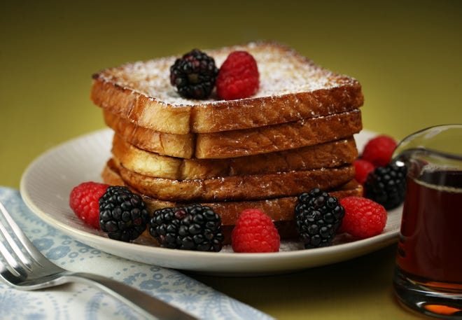 A key element of cooking without a net is paying attention to ratios. Take French toast: At the heart it's a mixture of eggs and milk in about equal parts, plus flavorings. That's it.