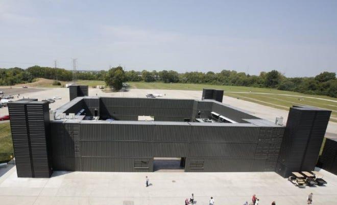 Fortress Obetz as seen in 2017