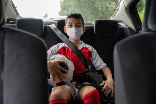 Dr. Steven Potter shares advice for parents of young athletes during the COVID-19 pandemic.