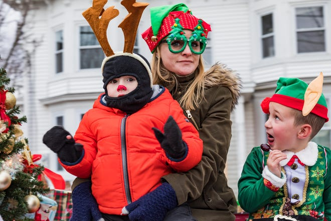 The Dover Children's Center presented the 2019 Dover Holiday Parade. The 2020 event has been canceled due to the coronavirus pandemic.