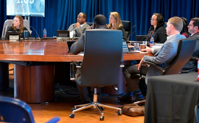 JEA board members met in January to discuss terms for firing former CEO Aaron Zahn. By the end of the day, the Mayor's Office said every member was leaving the board.