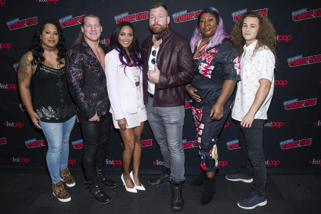 All Elite Wrestling brings its Full Gear event to Daily's Place. Among those on the fight card are Nyla Rose, Chris Jericho, Jon Moxley, Darby Allin and Eddie Kingston.