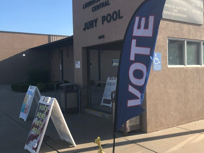 Voting will be from 7 a.m. to 7 p.m. on Election Day