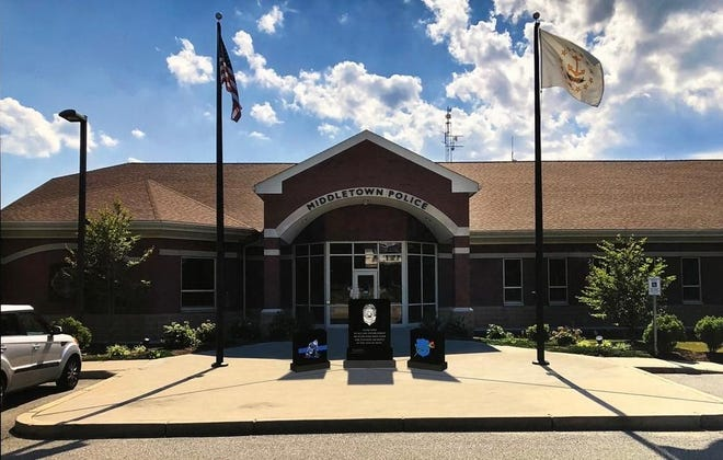 Middletown police station