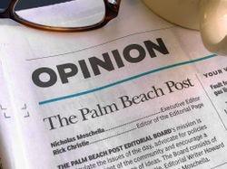Palm Beach Post Opinion page